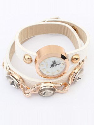 Chic Occident Stylish Retro Bracelet Watch