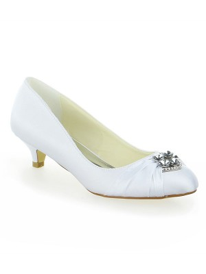 The Perfect Kitten Heel Wedding Shoes Wedding Shoes Heels