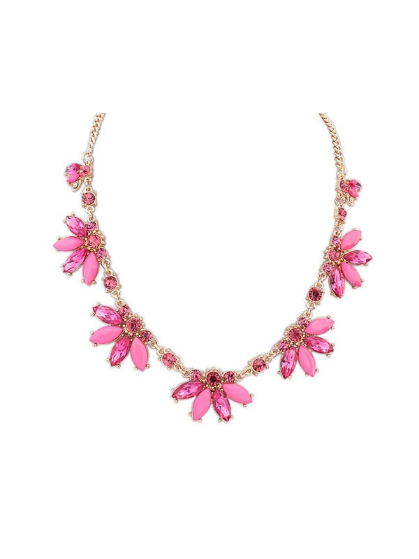 Gorgeous Occident All-match Fresh Sweet Necklace