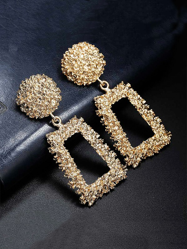 New Hot Sale Alloy Drop Earrings