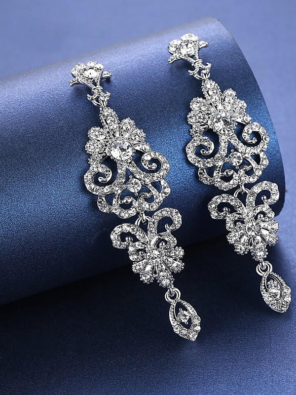 New Hot Sale Rhinestone Earrings