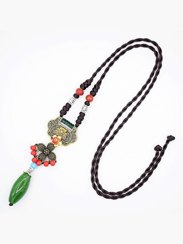 New Hot Sale Vintage Alloy Necklace