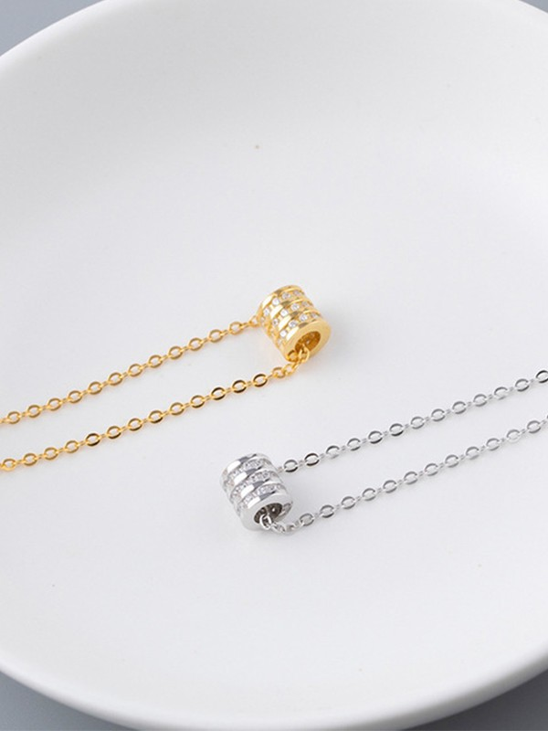 New Trends S925 Silver Necklace