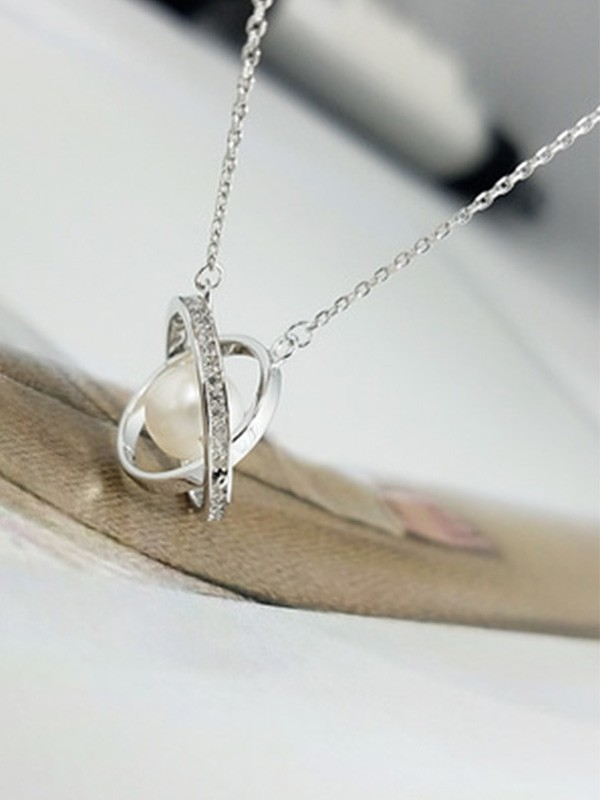 New Hot Sale Silver Necklace