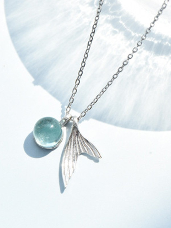 New Hot Sale Hot Sale Silver Necklace