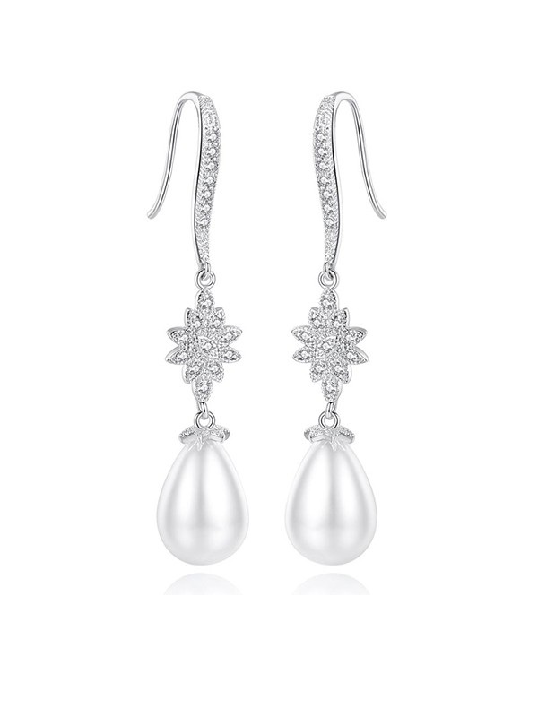 New Hot Sale Imitation Pearls Earrings