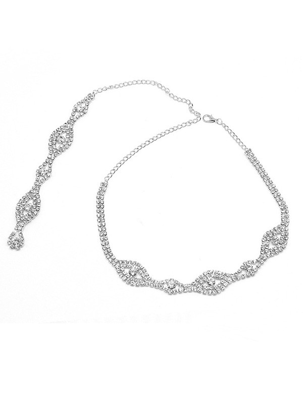 New Hot Sale Crystal Necklace